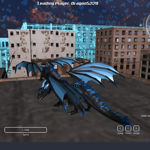 Dragon Simulator Multiplayer   Unblocked Games 66