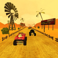 Monster truck : Beginning