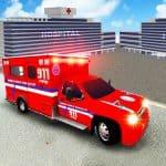 City Ambulance Driver