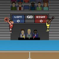 Basketball Slam Dunk