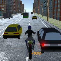 Motorbike Traffic 2