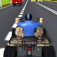 ATV Highway Traffic