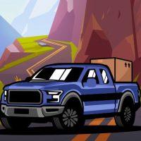Cargo Jeep Driver